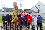 The  Opening Of Wood Carving and Marine Effect Area in Manor Village  on Monday. Pictured Residents of Manor Village Ann McCarthy, Ann Walsh, Denise Farrell, Jennifer Mackey, Joe Moynihan with Aidan O'Mahony and Councillors Pat McCarthy, Graham Spring, Sam Locke, Toiréasa Ferris, Pa Daly, Norma Foley, Jim Finucane