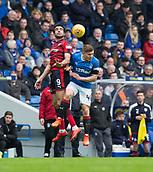 2018 Scottish Premiership Football Rangers v Dundee Apr 7th