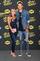 06 June 2018 - Nashville, Tennessee - Kane Brown, Katelyn Jae. 2018 CMT Music Awards held at Bridgestone Arena.  <br /> CAP/ADM/LF<br /> &copy;LF/ADM/Capital Pictures