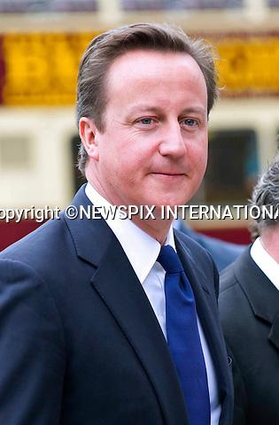 "David Cameron, Prime Minister.Battle of Britain 70th Anniversary, Westminster Abbey, London_19/09/2010.Mandatory Credit Photo: ©DIAS-NEWSPIX INTERNATIONAL..**ALL FEES PAYABLE TO: ""NEWSPIX INTERNATIONAL""**..IMMEDIATE CONFIRMATION OF USAGE REQUIRED:.Newspix International, 31 Chinnery Hill, Bishop's Stortford, ENGLAND CM23 3PS.Tel:+441279 324672  ; Fax: +441279656877.Mobile:  07775681153.e-mail: info@newspixinternational.co.uk"