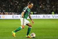 Lee Hodson (Nordirland, Northern Ireland)- 11.10.2016: Deutschland vs. Nordirland, HDI Arena Hannover, WM-Qualifikation Spiel 3