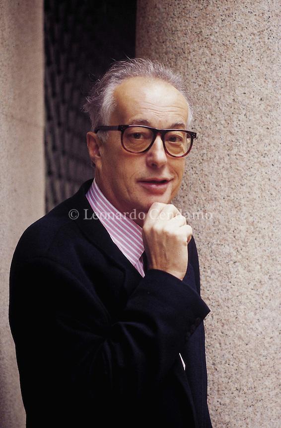 1996: ALBERTO PASOLINI ZANELLA © Leonardo Cendamo