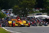 Verizon IndyCar Series<br /> Kohler Grand Prix<br /> Road America, Elkhart Lake, WI USA<br /> Sunday 25 June 2017<br /> Ryan Hunter-Reay, Andretti Autosport Honda<br /> World Copyright: Phillip Abbott<br /> LAT Images<br /> ref: Digital Image abbott_elkhart_0617_9084
