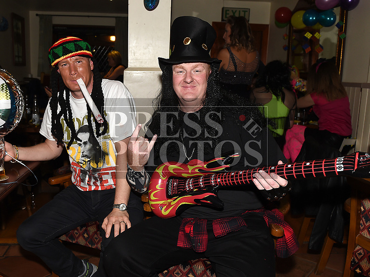 Glen McCarney Leo Boylan at the Oskars Night for Duleek Community facility held in the Carranstown Lodge. Photo:Colin Bell/pressphotos.ie