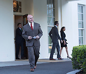 United States National Security Advisor, US Army Lieutenant General H. R. McMaster, walks to the microphones to make a statement at the White House in Washington, DC refuting a Washington Post article alleging that US President Donald J. Trump shared secret information with the Russian Foreign Minister and Ambassador during their recent meeting, May 15, 2017. <br /> Credit: Chris Kleponis / Pool via CNP