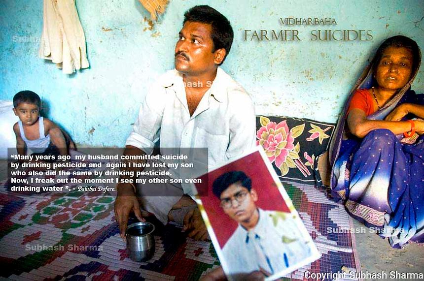 Vidharbha farmer suicides