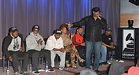 "LOS ANGELES, CA- FEB. 08: Alonzo ""Lonzo"" Williams at the From Compton to Cornell: Preserving The History of Hip Hop In the Hub City at the Grammy Museum in Los Angeles, California on February 8, 2018 Credit: Koi Sojer/ Snap'N U Photos/Media Punch"