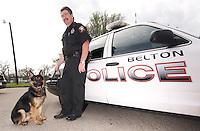 Belton Police Dog