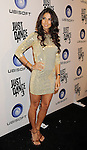 """LOS ANGELES, CA - OCTOBER 04: Leilani Downey arrives at the launch of """"Just Dance 3"""" at The Beverly on October 4, 2011 in Los Angeles, California."""