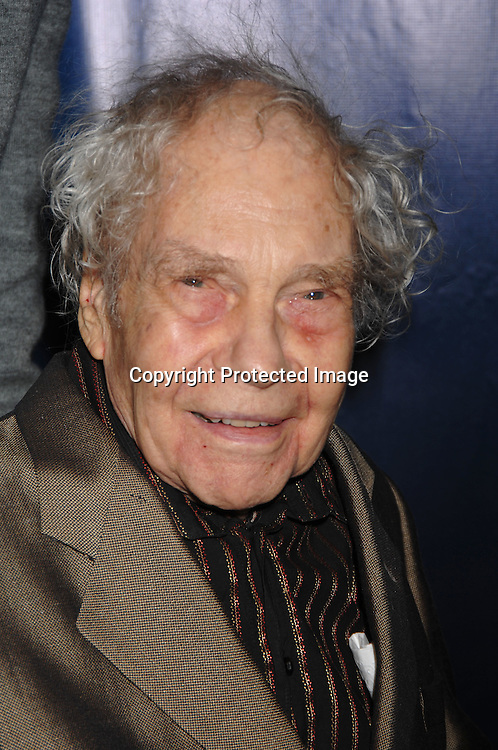 "Merce Cunningham..arriving at The screening of the HBO Documentary Films & New Yorker Films Release of ""Absolute Wilson""..about Robert Wilson on October 25, 2006 at..The Solomon R Guggenheim Museum. ..Robin Platzer, Twin Images"
