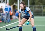 AMSTELVEEN - Marente Barentsen (Hurley)  Hoofdklasse competitie dames, Hurley-HDM (2-0) . FOTO KOEN SUYK