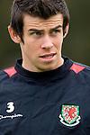 071009 Finland v Wales training Cardiff
