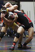 District Wrestling Match at Oxford High School, 2/14/15