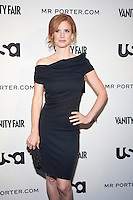 Sarah Rafferty at the USA Network and Mr. Porter Presents &quot;A SUITS STORY&quot; event at NYC's High Line in New York City.  June 12, 2012.   &copy; Laura Trevino/MediaPunch Inc NORTEPHOTO.COM<br /> NORTEPHOTO.COM