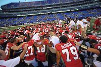 NCAA Football, Navy vs. Maryland, September 6, 2010