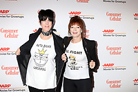 LOS ANGELES - FEB 4:  Diane Warren, Frances Fisher at the Movies for Growups Awards at the Beverly Wilshire Hotel on February 4, 2019 in Beverly Hills, CA