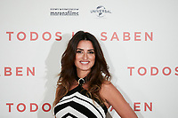 Penelope Cruz attends to 'Todos lo Saben' film photocall at Urso Hotel in Madrid, Spain. September 12, 2018. (ALTERPHOTOS/A. Perez Meca) /NortePhoto NORTEPHOTOMEXICO
