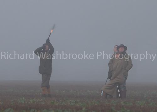 Copt Hall Farm Shoot  19h January 2011