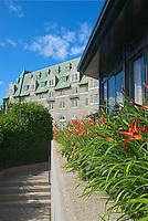 CA- Le Charlevoix Restaurant at Fairmont Le Manoir Richelieu, Charlevoix Quebec CA 7 14