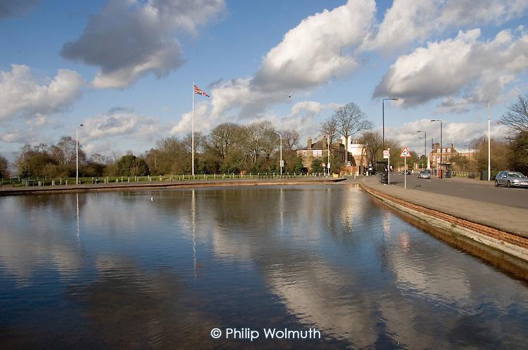 Whitestone Pond, Hampstead