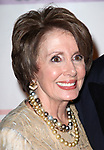 Nancy Pelosi arriving for the 34th Kennedy Center Honors Presentation at Kennedy Center in Washington, D.C. on December 4, 2011