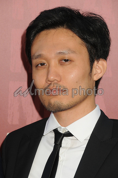 "10 June 2015 - Los Angeles, California - Takeshi Fukunaga. LA Film Festival 2015 Opening Night Premiere of ""Grandma"" held at Regal Cinemas LA Live. Photo Credit: Byron Purvis/AdMedia"