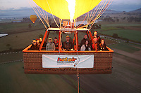 20120622 June 22 Hot Air Balloon Gold Coast