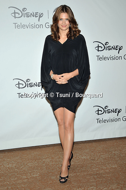 Stana Katic<br /> ABC - Disney_ tca party at the Beverly Hiton Hotel in Los Angeles.