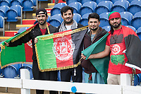 Afghanistan fans at Sophia Gardens during Afghanistan vs Sri Lanka, ICC World Cup Cricket at Sophia Gardens Cardiff on 4th June 2019