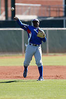 Josh Harrison - Chicago Cubs - 2009 spring training.Photo by:  Bill Mitchell/Four Seam Images
