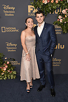 """ABC, DISNEY TV STUDIOS, FX, HULU, & NATIONAL GEOGRAPHIC 2019 EMMY AWARDS NOMINEE PARTY: JT Neal (R) attends the """"ABC, Disney TV Studios, FX, Hulu & National Geographic 2019 Emmy Awards Nominee Party"""" at Otium on September 22, 2019 in Los Angeles, California. (Photo by PictureGroup/Walt Disney Television)"""