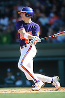 Richie Shaffer (First Baseman) Clemson Tigers (Photo by Tony Farlow/Four Seam Images)