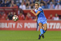 Bridgeview, IL - Saturday August 12, 2017: Morgan Proffitt during a regular season National Women's Soccer League (NWSL) match between the Chicago Red Stars and the Portland Thorns FC at Toyota Park. Portland won 3-2.