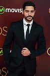 Miguel Diosdado attends to the photocall before the cocktail of the night of the Oscar of Movistar+ at Gran Teatro Principe Pio in Madrid. February 28, 2016. (ALTERPHOTOS/BorjaB.Hojas)