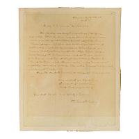 Saint Einstein - Never-before-seen letter by Albert Einstein accepting being made a 'patron saint'