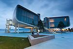 Botin centre, Santander, Cantabria, Spain