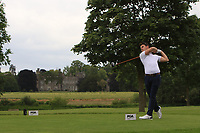 Thomas Obergan (Berkhamsted GC) on the 7th tee during Round 1 of the Titleist &amp; Footjoy PGA Professional Championship at Luttrellstown Castle Golf &amp; Country Club on Tuesday 13th June 2017.<br /> Photo: Golffile / Thos Caffrey.<br /> <br /> All photo usage must carry mandatory copyright credit     (&copy; Golffile | Thos Caffrey)