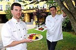 Killarney Park Chefs<br /> Picture by Don MacMonagle