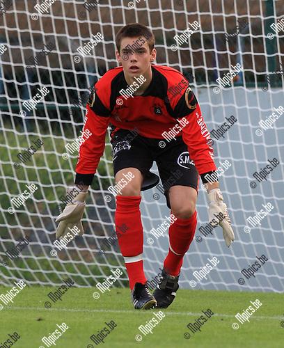 2010-06-20 / Voetbal / seizoen 2010-2011 / KSK Heist / Jordi de Jonghe..Foto: mpics