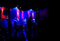 The HOM nightclub in Charlotte, NC.