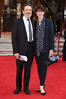 Robert Lindsay and Rosemary Ford<br /> arrives for the The Prince&rsquo;s Trust Celebrate Success Awards 2017 at the Palladium Theatre, London.<br /> <br /> <br /> &copy;Ash Knotek  D3241  15/03/2017