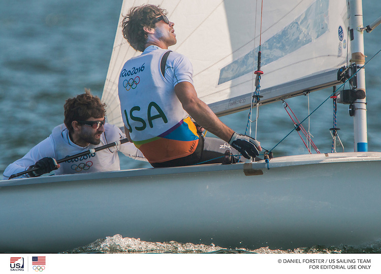 470M USA Stu McNay USASM24 Dave Hughes USADH5<br /> <br /> <br /> 2016 Olympic Games <br /> Rio de Janeiro