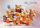 Interlitho, Erica, CUTE ANIMALS, teddies, photos, teddies, train, toys(KL15791,#AC#)
