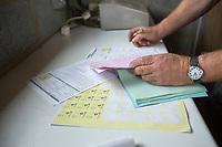 Wheat - farm assurance paperwork