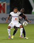La Equidad vencio 1x0 al Once Caldas en la liga postbon del torneo finalizacion del futbol colombiano