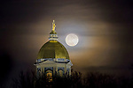 MC 12.3.17 Moonrise.JPG by Matt Cashore/University of Notre Dame