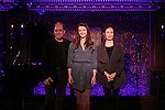 Aherns & Flaherty preview '54 Below sings A Man Of No Importance'