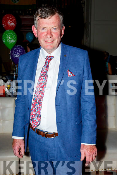 Tom Begley retiring from CBS NS enjoying his retirement party in the Meadowlands on Friday night.