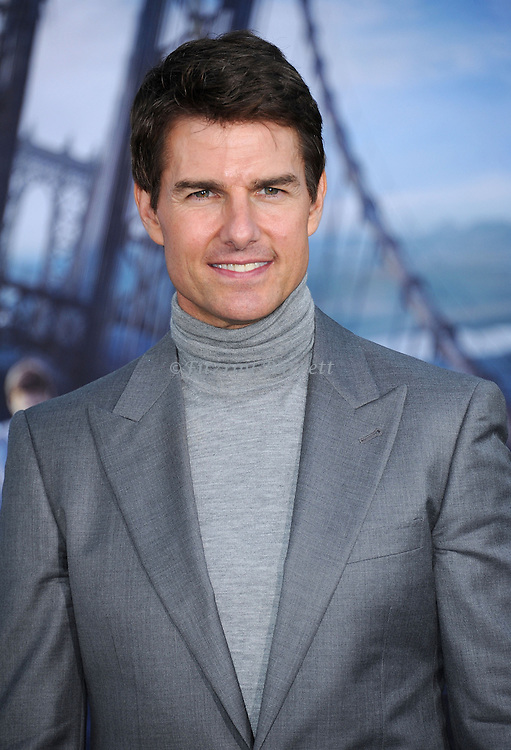 "Tom Cruise at the LA. premiere of ""Oblivion"" held at the Dolby Theatre in Los Angeles, CA. on April 10, 2013"