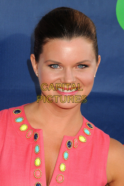 17 July 2014 - West Hollywood, California - Heather Tom. CBS, CW, Showtime Summer Press Tour 2014 held at The Pacific Design Center. <br /> CAP/ADM/BP<br /> &copy;Byron Purvis/AdMedia/Capital Pictures